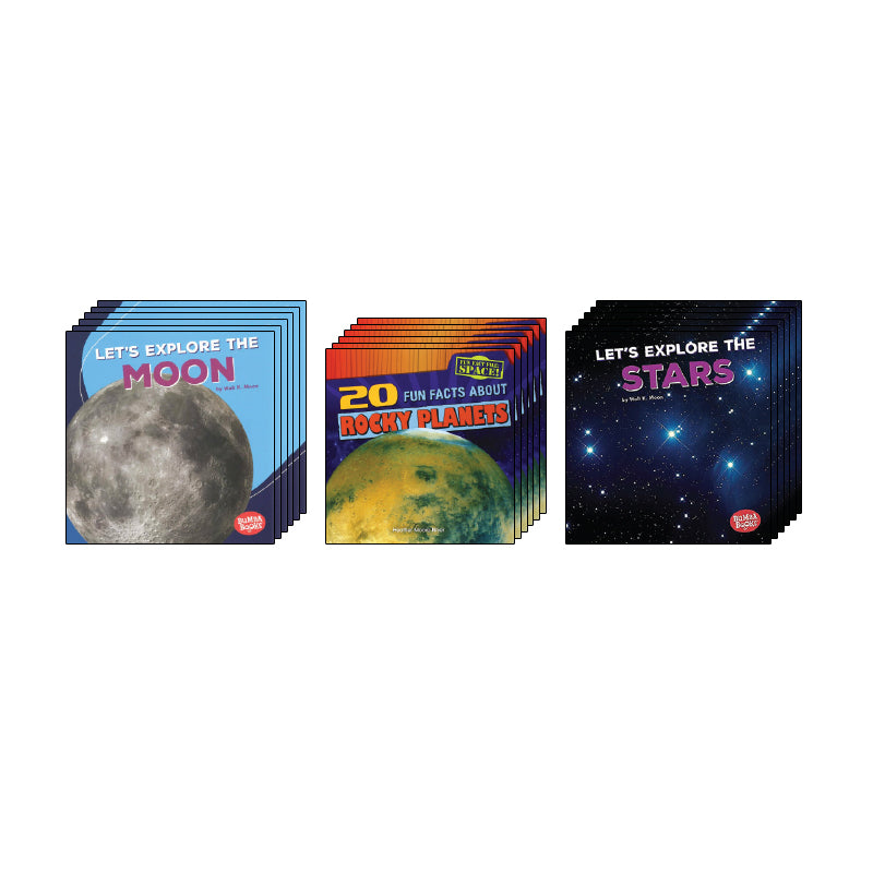 High Interest Science - Space - Grades K-2 (Set 2): Class Pack