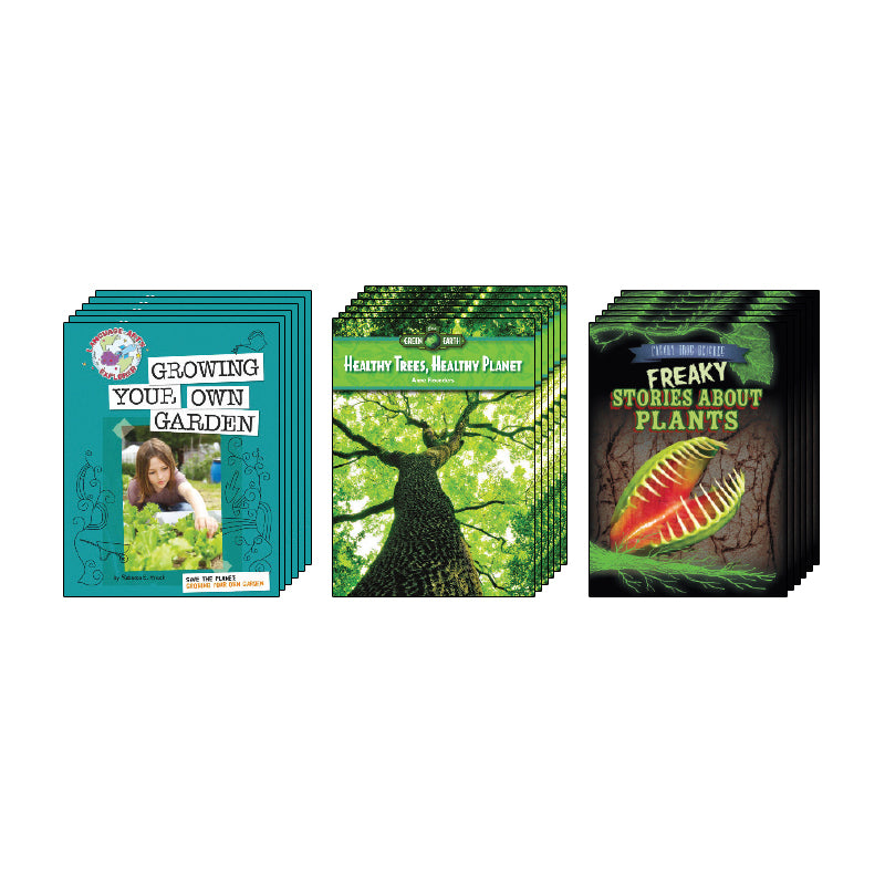 High Interest Science - Weird and Wild Plants - Grades 4-5 (Set 2): Class Pack
