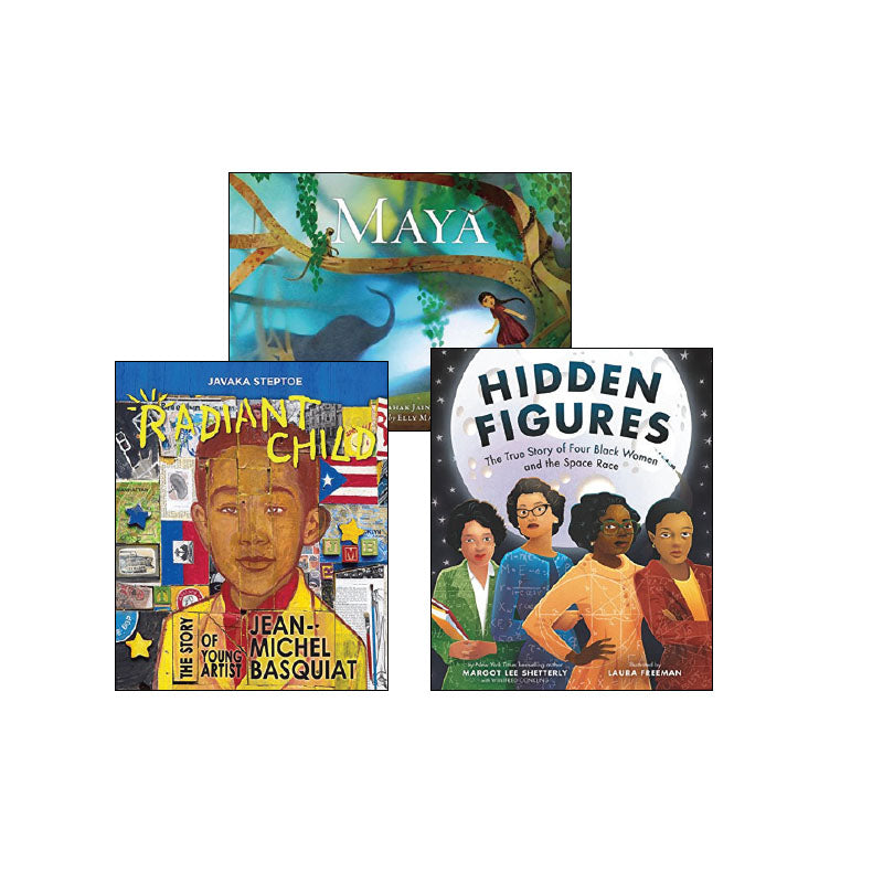 Notable Diverse Literature Read Alouds - Grades K-2: Variety Pack