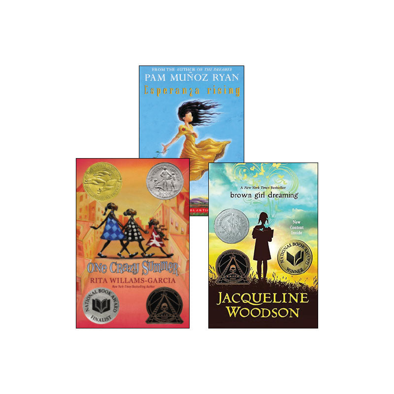 Notable Diverse Literature - Grade 5: Variety Pack