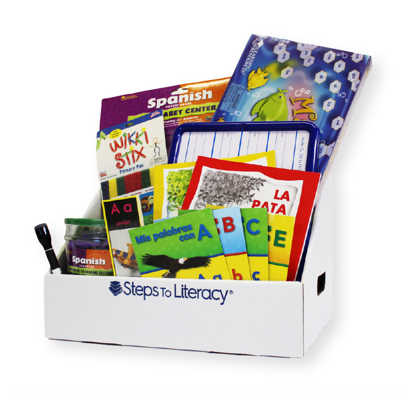 Spanish Phonics Kindergarten Kit