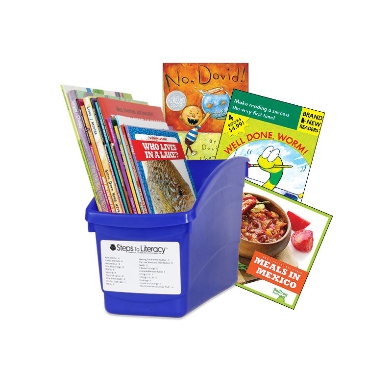 Units of Study - Kindergarten English 600: Classroom Library