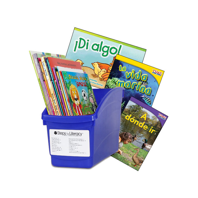 Units of Study - Grade 1 Spanish 600: Classroom Library