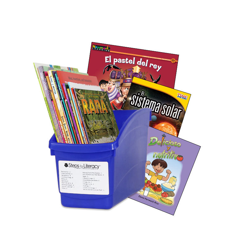 Units of Study - Grade 2 Spanish 600: Classroom Library