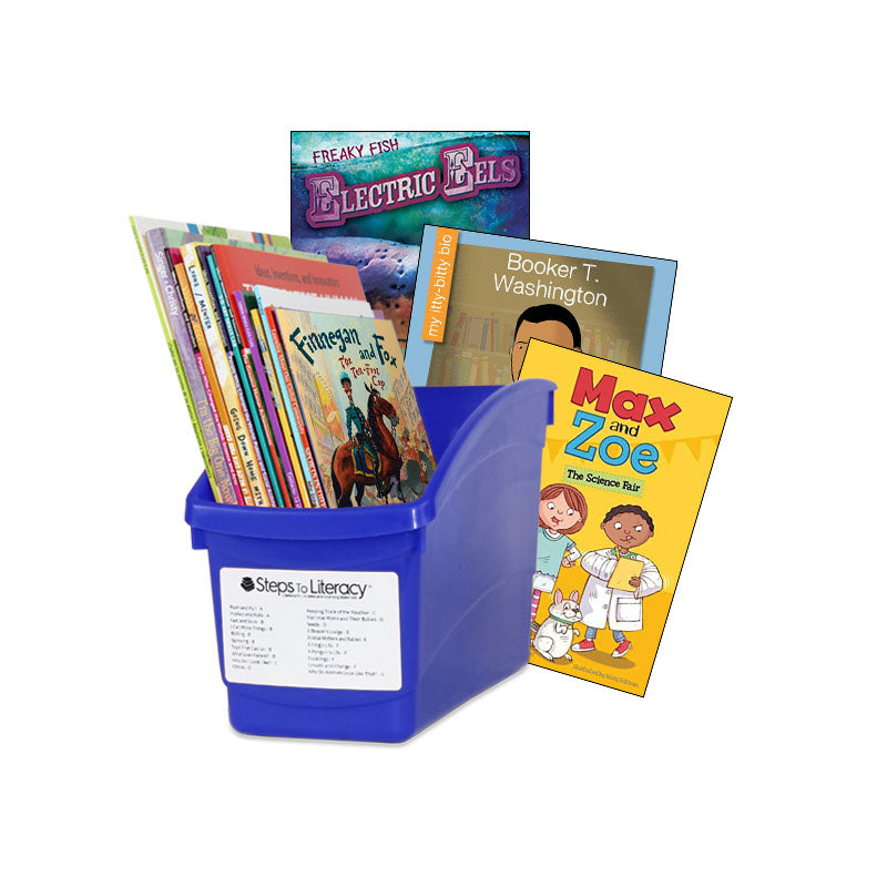 Units of Study - Grade 3 English 600: Classroom Library