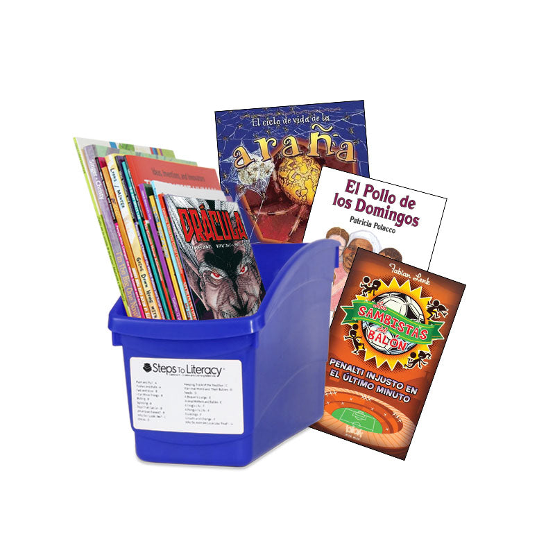 Units of Study - Grade 4 Spanish 600: Classroom Library