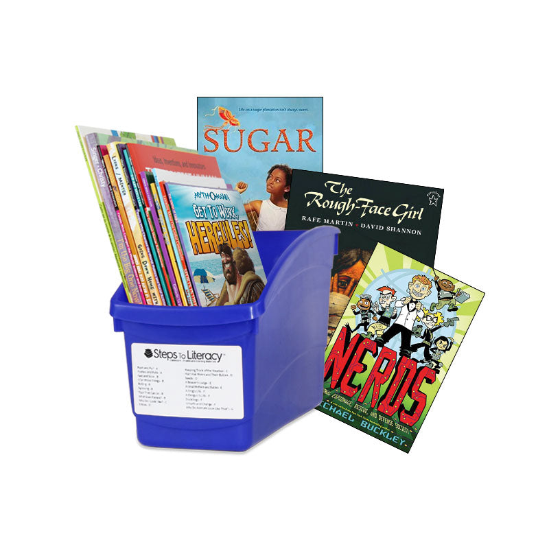 Units of Study - Grade 5 English 600: Classroom Library