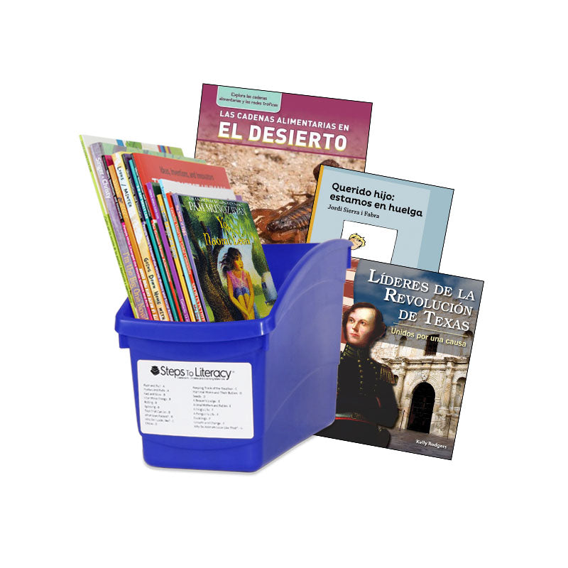 Units of Study - Grade 5 Spanish 600: Classroom Library