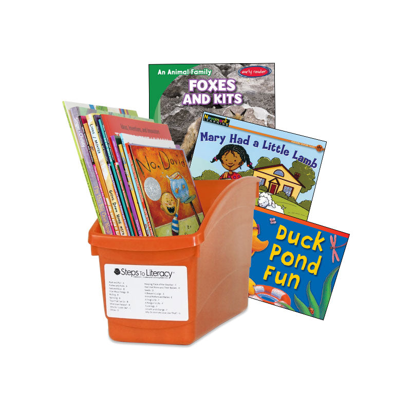 Units of Study - Kindergarten English 400: Classroom Library