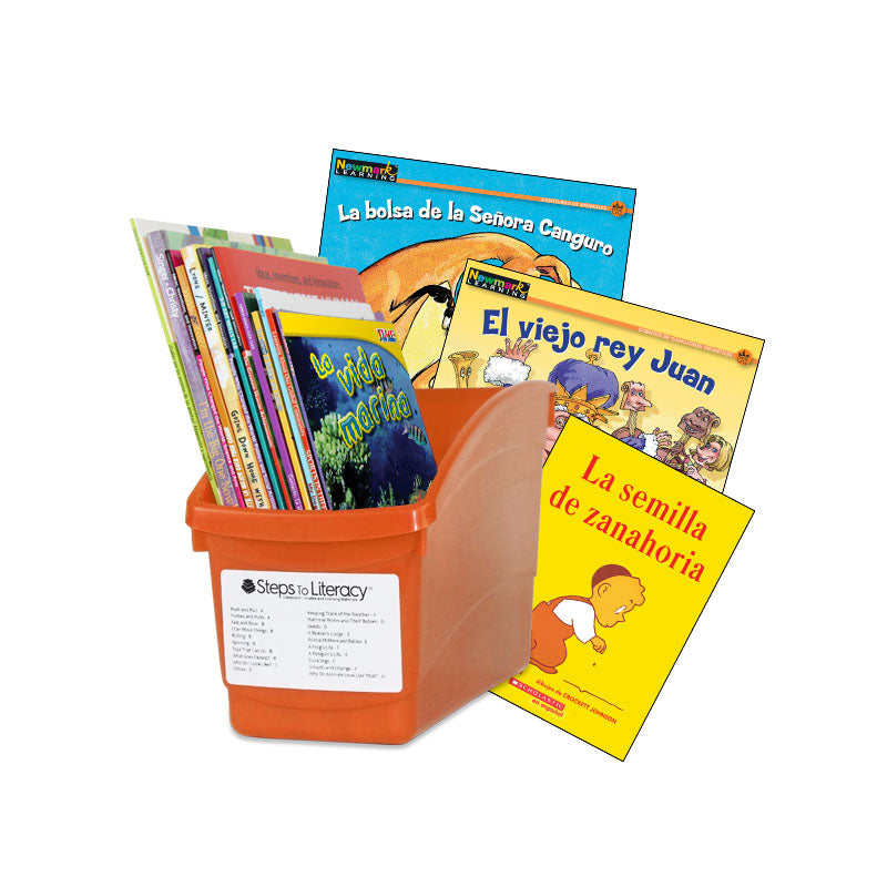 Units of Study - Grade 1 Spanish 400: Classroom Library