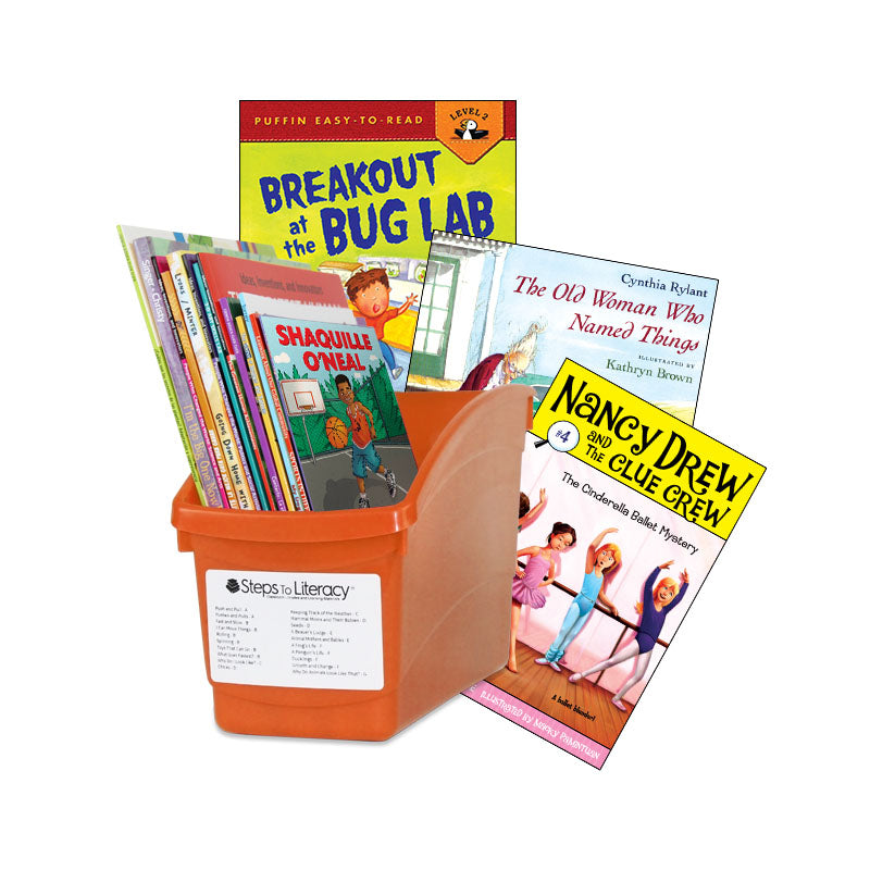 Units of Study - Grade 2 English 400: Classroom Library