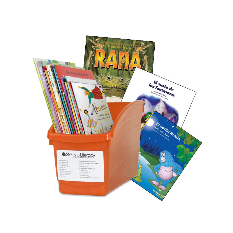 Units of Study - Grade 2 Spanish 400: Classroom Library