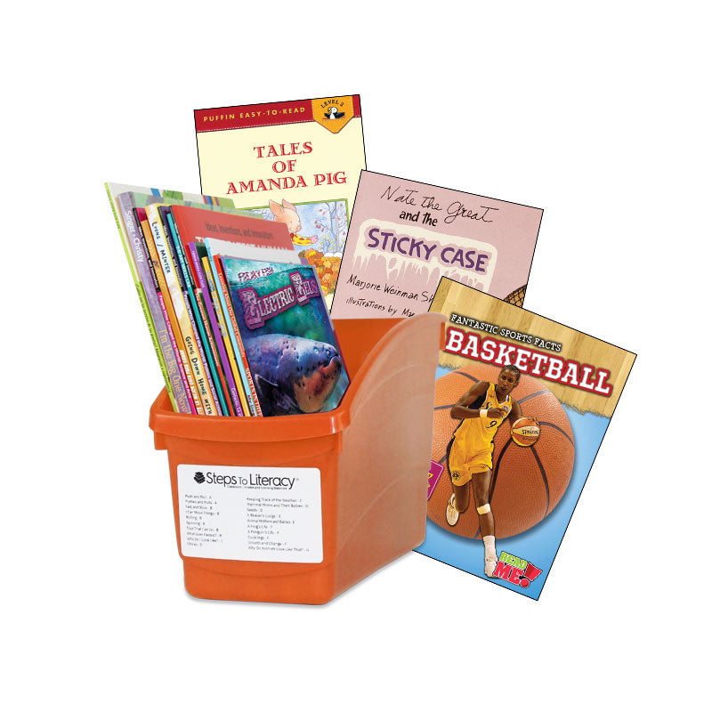 Units of Study - Grade 3 English 400: Classroom Library