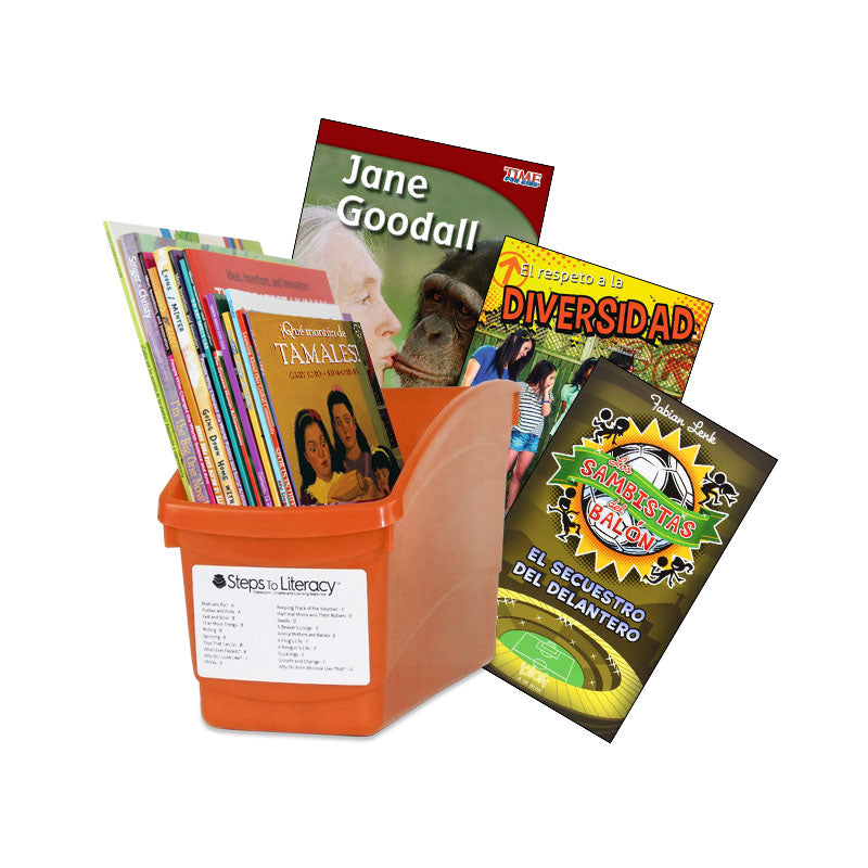 Units of Study - Grade 3 Spanish 400: Classroom Library