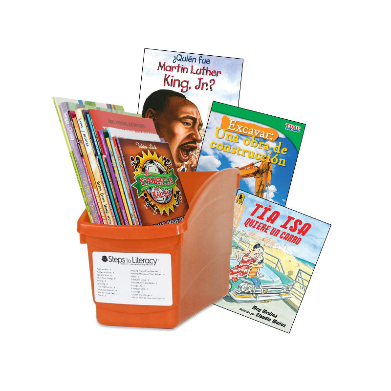 Units of Study - Grade 4 Spanish 400: Classroom Library