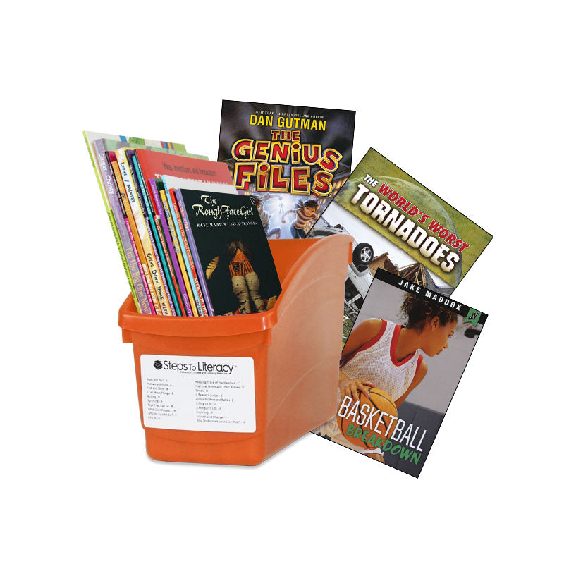 Units of Study - Grade 5 English 400: Classroom Library