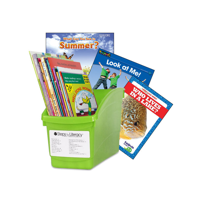 Units of Study - Kindergarten English 200: Classroom Library
