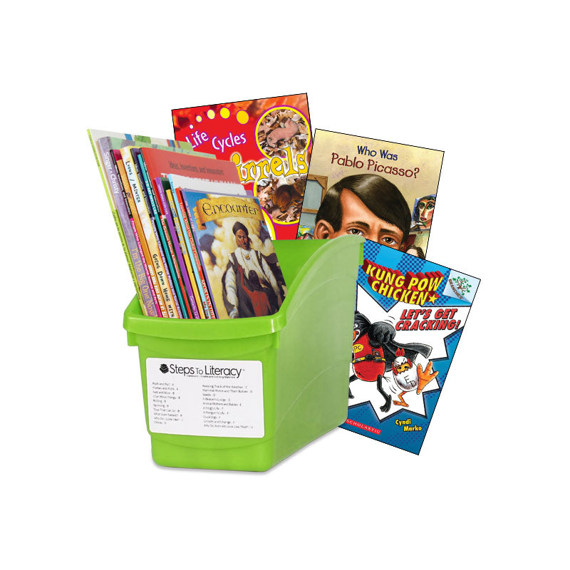 Units of Study - Grade 4 English 200: Classroom Library