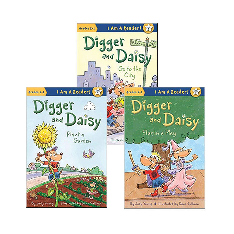 Digger and Daisy: Variety Pack