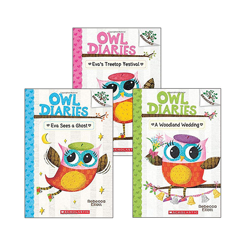 Owl Diaries: Variety Pack