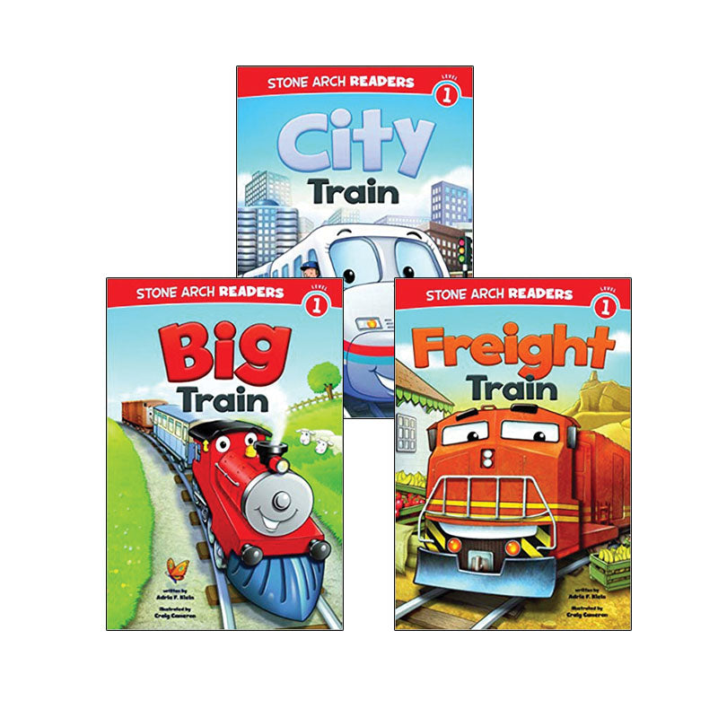 Train Time: Variety Pack