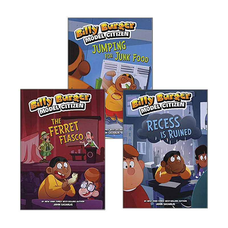 Billy Burger: Variety Pack
