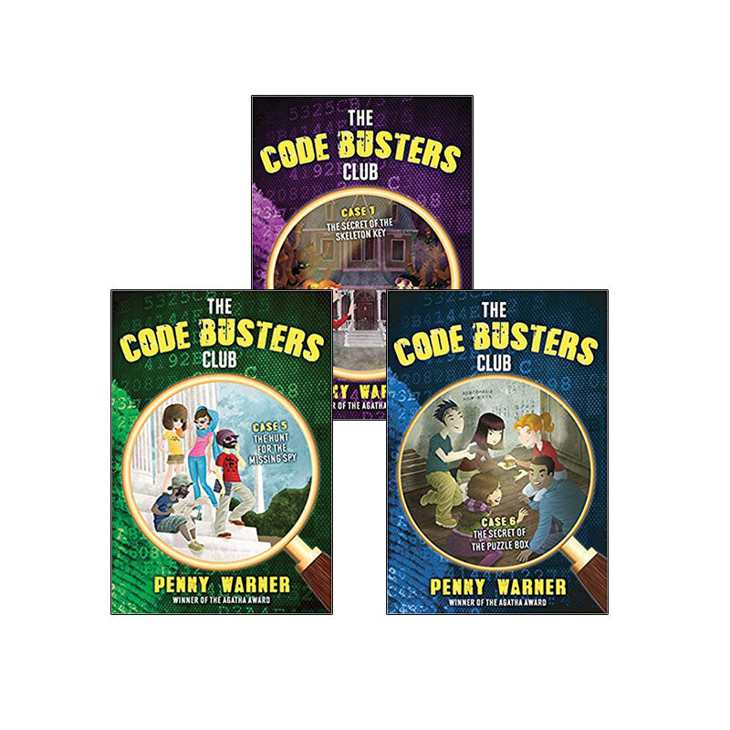 The Code Busters Club: Variety Pack