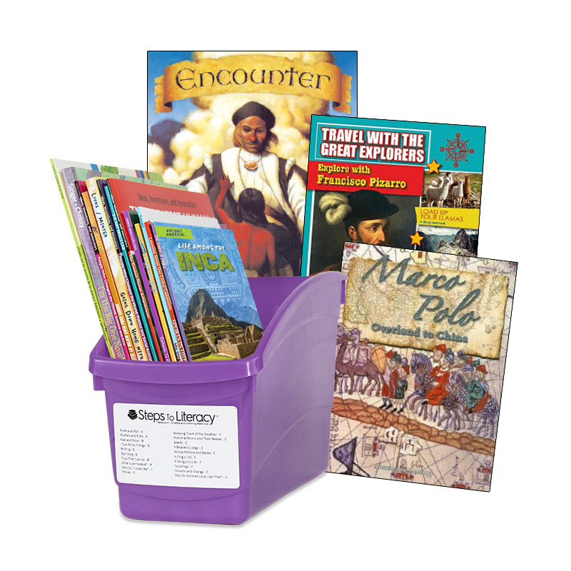 Exploration & Native Americans: Classroom Library