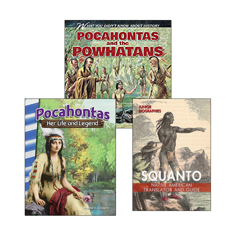 Early Settlements - Biographies: Variety Pack