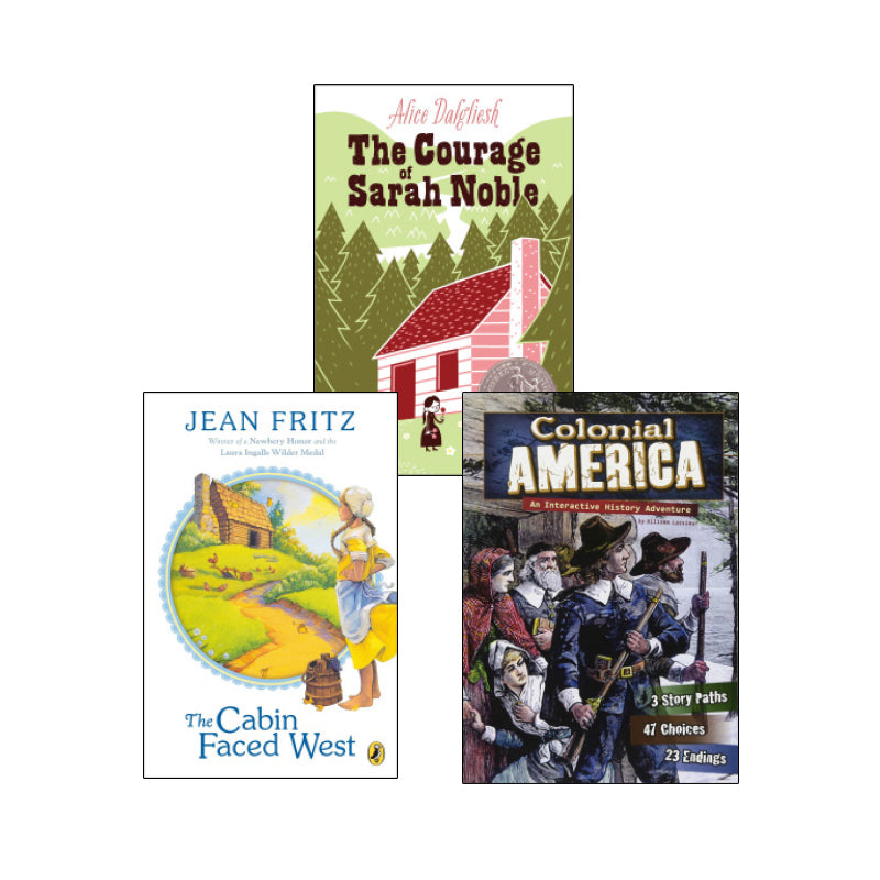 Colonial America - Informational Texts: Class Pack