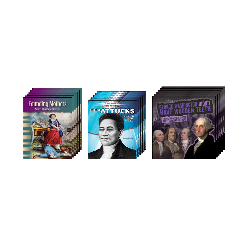 Revolutionary America - Biographies: Class Pack