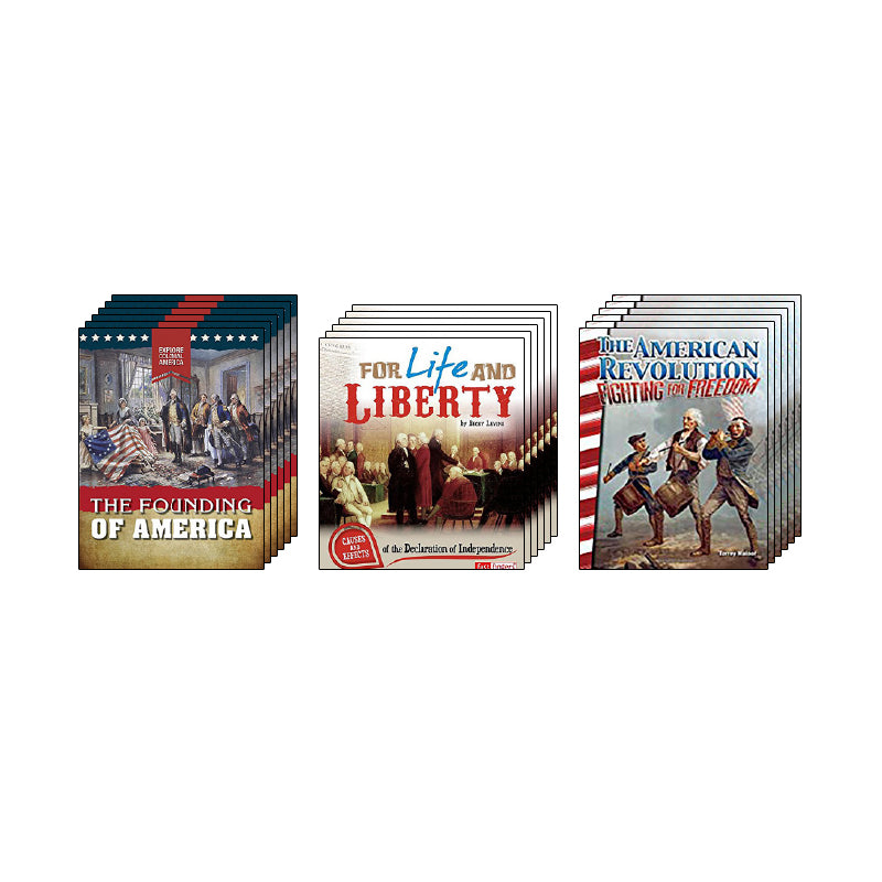 Revolutionary America - Informational Texts: Class Pack
