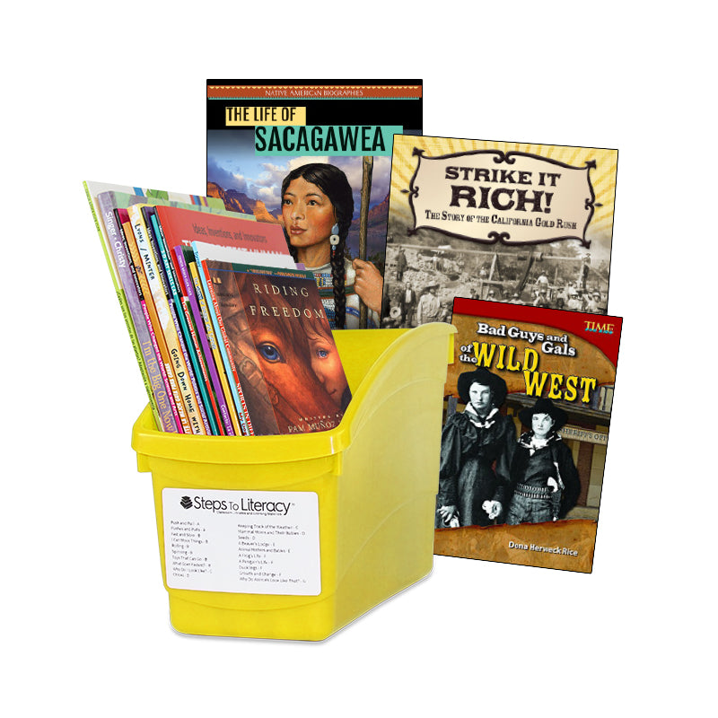Westward Expansion: Classroom Library