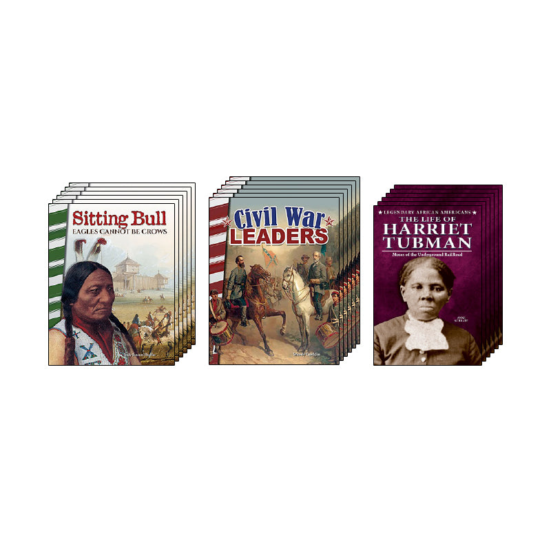 American Civil War & Reconstruction - Biographies: Class Pack