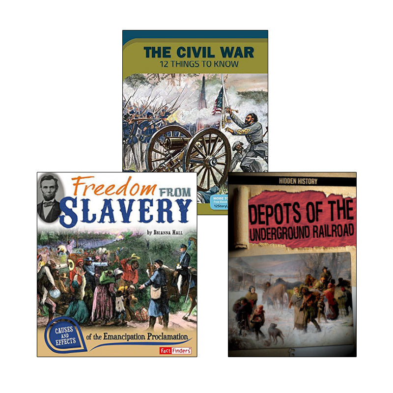 American Civil War & Reconstruction - Informational Texts: Variety Pack