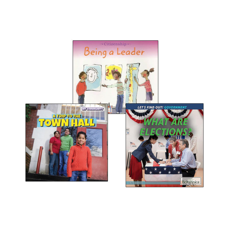 Government- Grades K-1: Variety Pack
