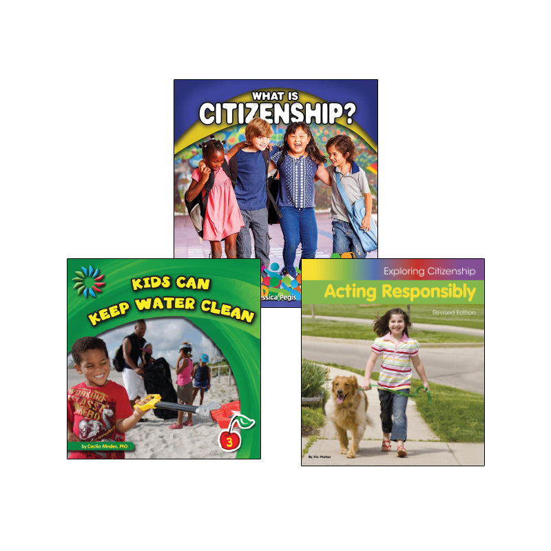 Citizenship- Grades 2-3: Variety Pack