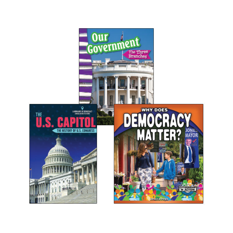 Government- Grades 2-3: Variety Pack