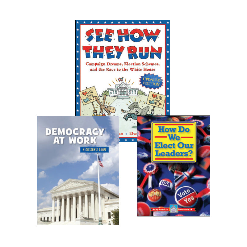 Government- Grades 4-5: Variety Pack