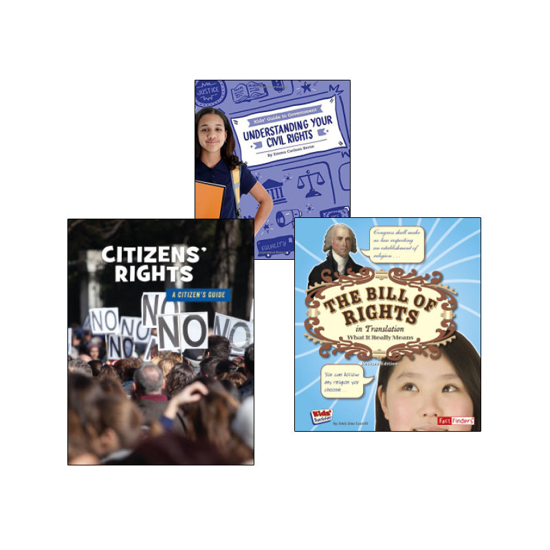 Rights and Rules- Grades 4-5: Variety Pack
