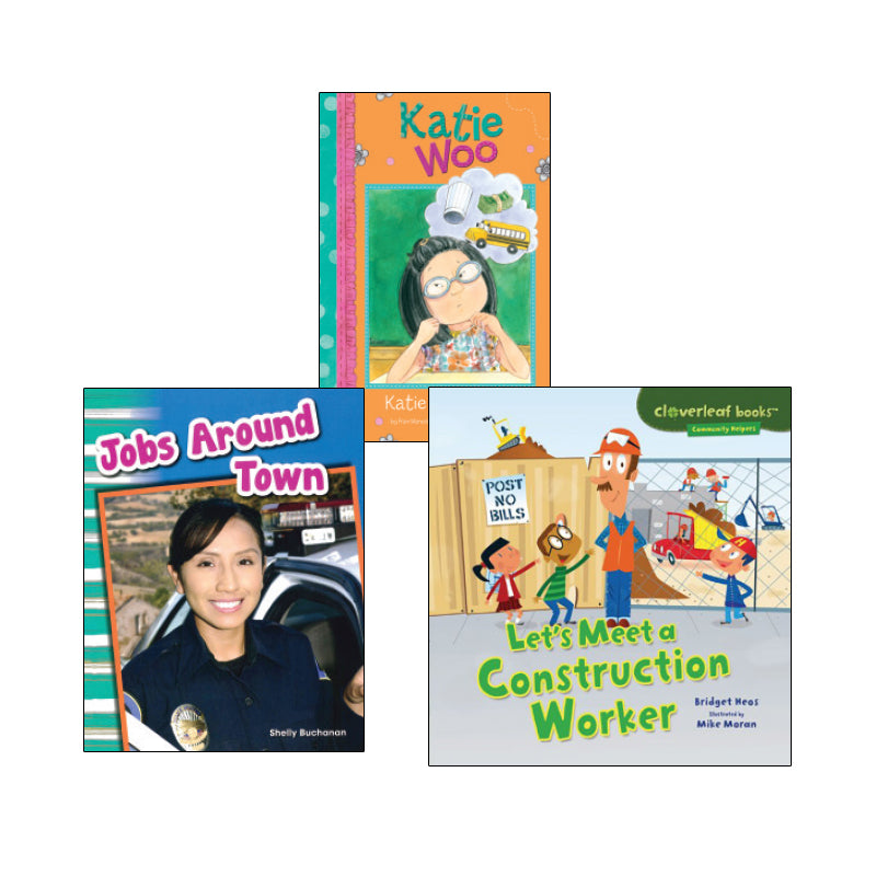 Jobs and Careers- Grades K-1: Variety Pack