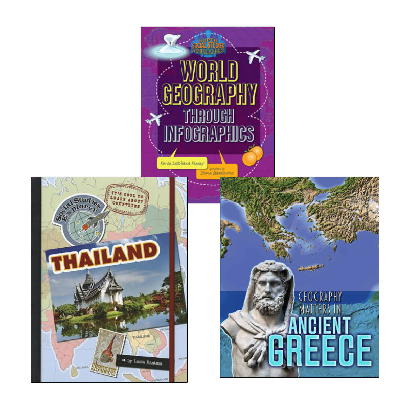 Around the World- Grades 4-5: Variety Pack