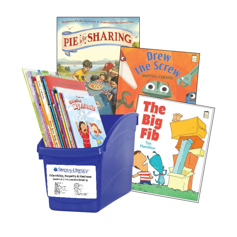 Friendship, Empathy and Kindness - Grades K-1: Thematic Book Bin
