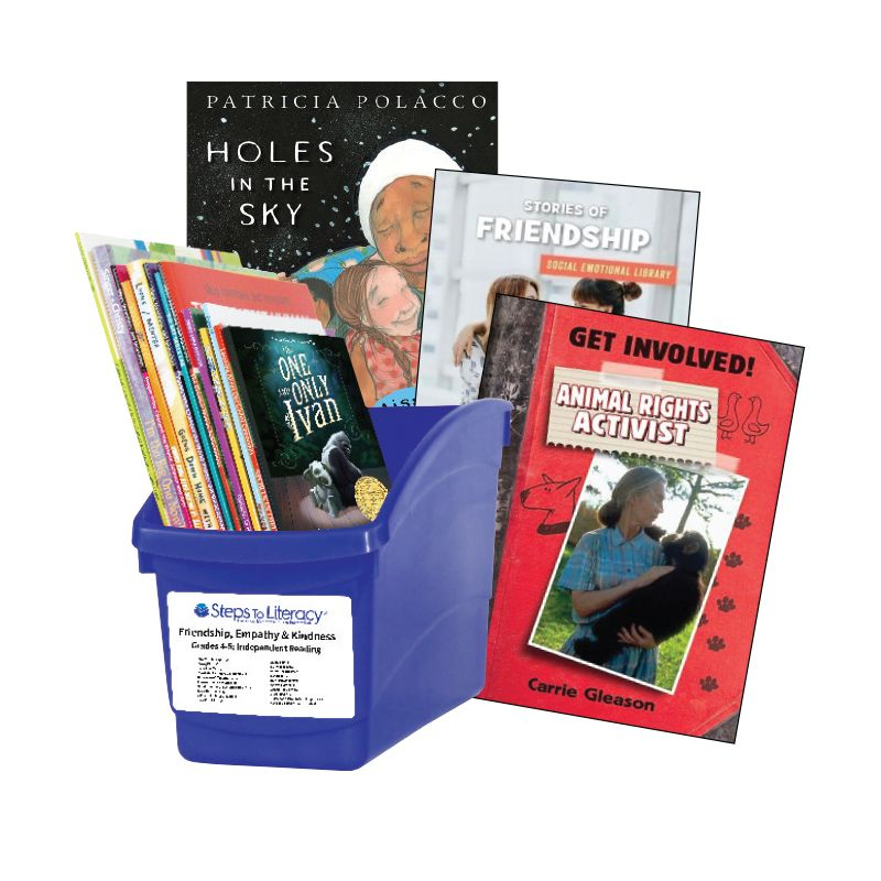 Friendship, Empathy and Kindness - Grades 4-5: Thematic Book Bin