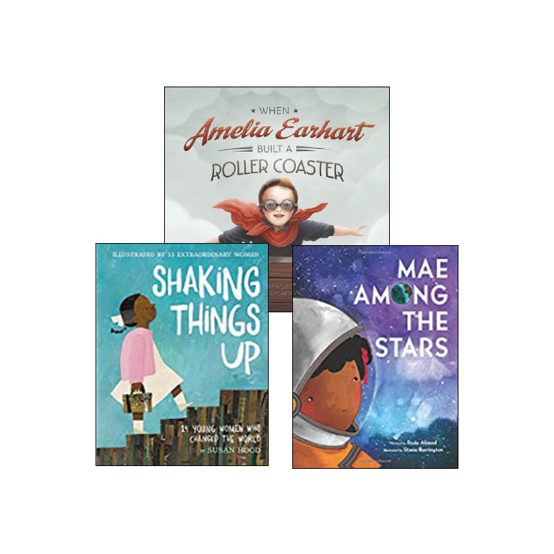 Remarkable Women Read Aloud- Grades K-1: Variety Pack