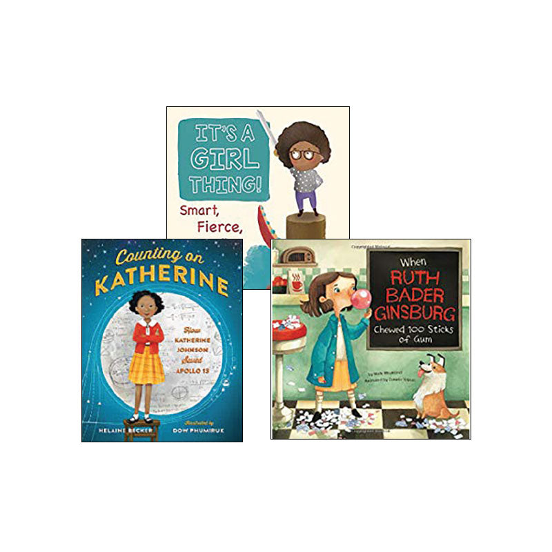 Remarkable Women Read Aloud- Grades 2-3: Variety Pack