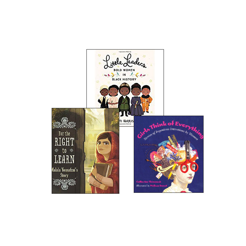 Remarkable Women Read Aloud- Grades 4-5: Variety Pack