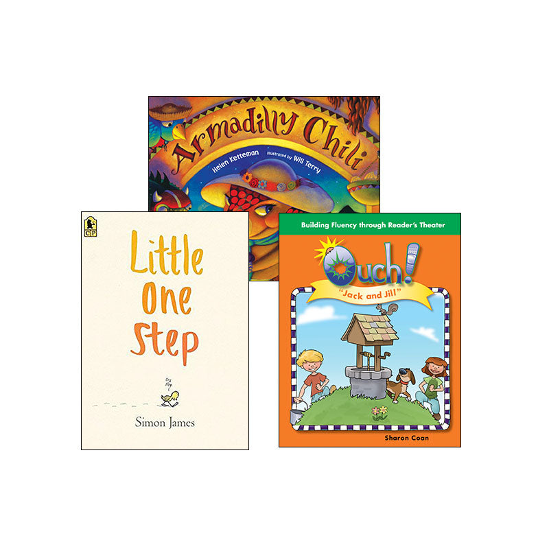 Choice & Voice Model Text Set - Kindergarten - English: Classroom Library