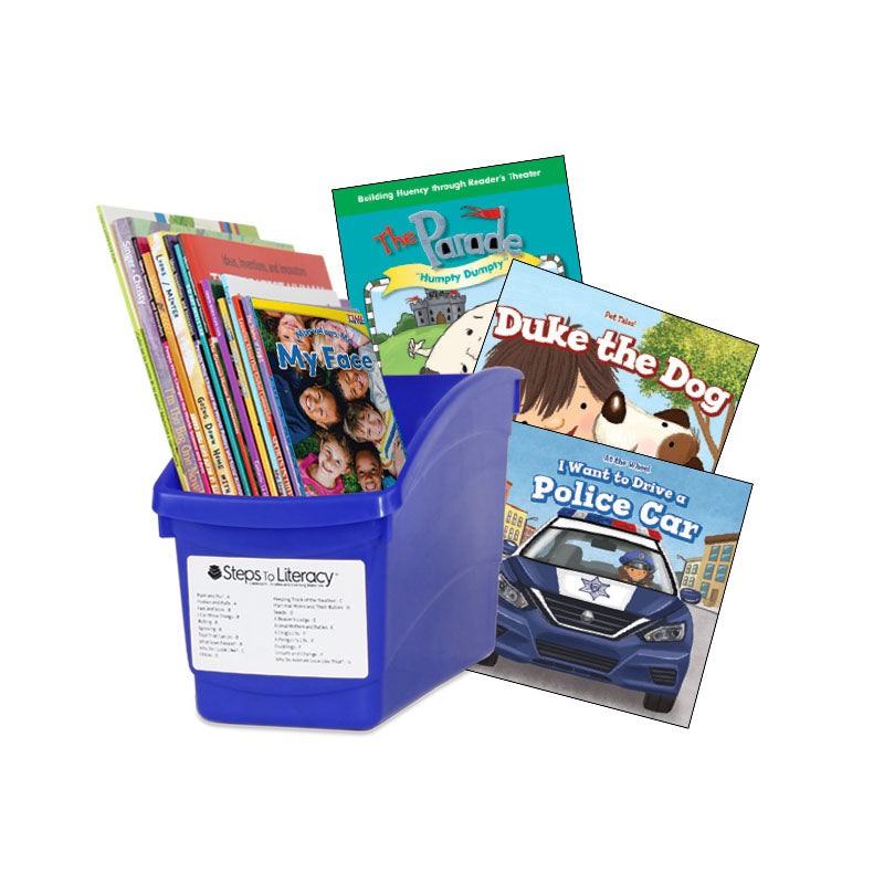 Choice & Voice Classroom Library - Kindergarten - English: Classroom Library