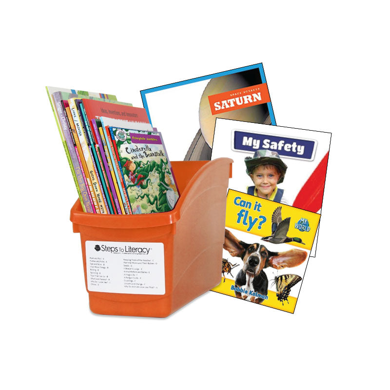 Choice & Voice Classroom Library - Grade 1 - English: Classroom Library